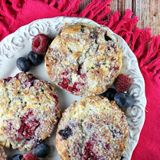 Berry Scones