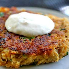 Spicy Crab Cakes with Horseradish Mayo
