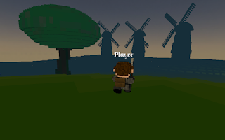 Screenshot of Cubeventure