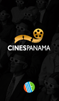 Screenshot of Cines Panama