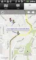 Screenshot of Phone Tracker-IM Map Navigator