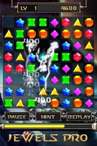 钻石对对碰 (豪华版)|玩休閒App免費|玩APPs