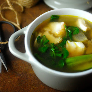 Spicy Korean Cod Soup