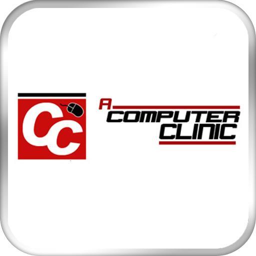 A Computer Clinic, Inc. LOGO-APP點子