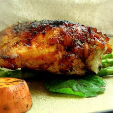 Fiery Grilled Turkey Breast