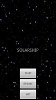 Screenshot of Game -Solarship