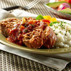 Mexican-style Meat Loaf