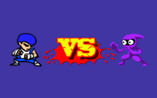 Screenshot of Mighty Fighter