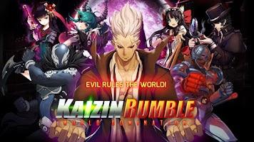 Screenshot of Kaizin Rumble:World Domination