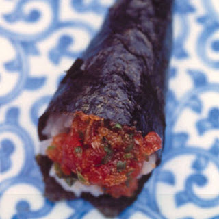 Spicy Tuna Hand Roll