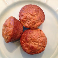 Mighty Banana Nut Muffins