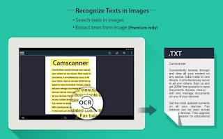 Screenshot of CamScanner -Phone PDF Creator