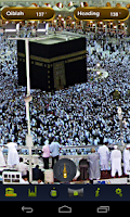 Screenshot of Qibla AR