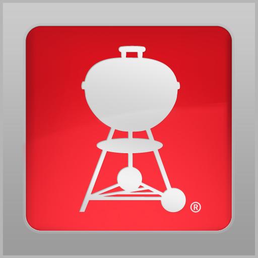 Weber's On the Grill™ LOGO-APP點子