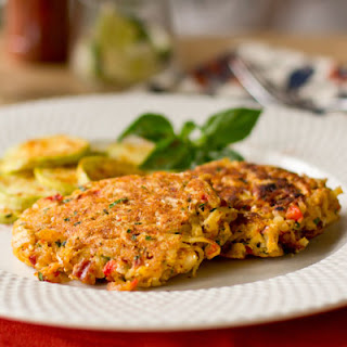 Hash Brown Cakes with Andouille Sausage Recipes