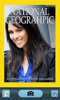 Screenshot of Fake Magazine Cover Camera