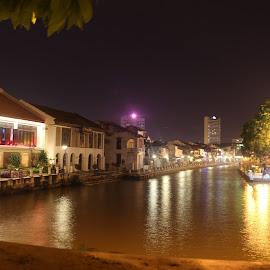 My Rivercruise by Syahrul Nizam Abdullah - City,  Street & Park  City Parks