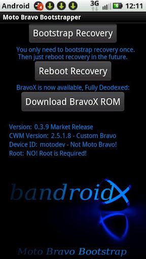 Bravo Recovery