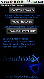 Bravo Recovery - screenshot