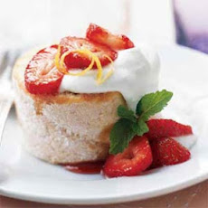 Strawberry Shortcake Jelly Roll