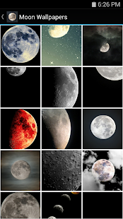 Moon Wallpapers - screenshot