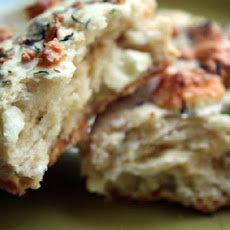Blue Cheese Buttermilk Biscuits
