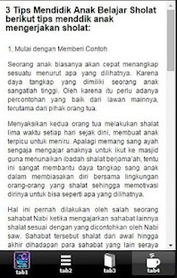 Dongeng Anak Muslim 3 - screenshot