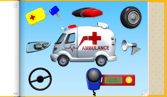 Screenshot of TuTiTu Ambulance