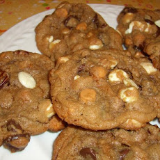 Everything but the Kitchen Sink Chocolate Chip Cookies
