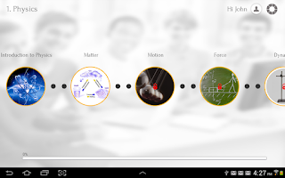 Screenshot of Learn Physics via Videos