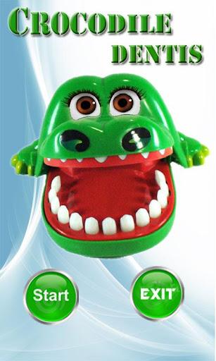 ワニの歯科医