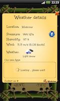 Screenshot of Thermometer