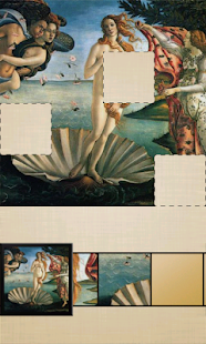 Quick Puzzle - Best Paintings - screenshot