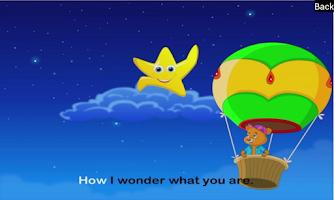 Screenshot of Twinkle Twinkle Little Star