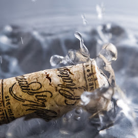 Corked by Joe Spena - Food & Drink Alcohol & Drinks ( water, wine, liquid, cork, splash, winery )