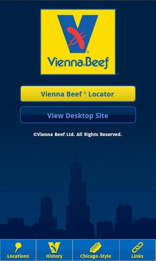 Vienna Beef Locator