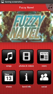 Fuzzy Navel - screenshot