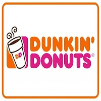 Screenshot of Dunkin Donuts