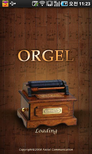 Orgel Classic Bell