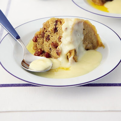 Sticky Sultana Pudding