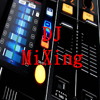 Screenshot of Sound Mixer DJ