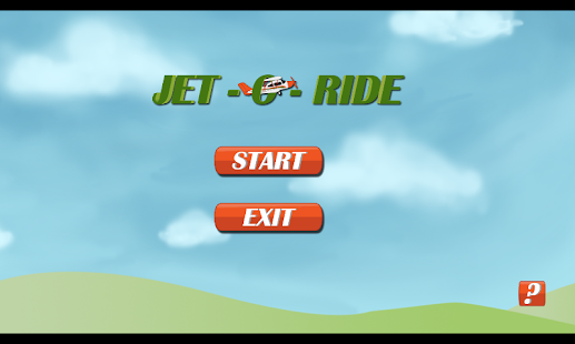 Jet-O-Ride - screenshot