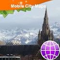 Grenoble Street Map icon
