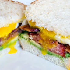 To Die for Fried Egg Sandwich