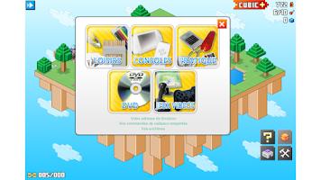 Screenshot of Cubic-Creatures