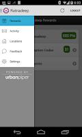 Screenshot of Ratnadeep aGAIN Rewards