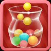 100 Candy Balls 3D