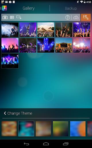 Hide Pictures & Videos - FotoX - screenshot