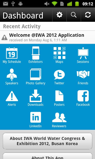 IWA World Water Congress 2012