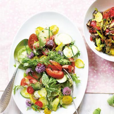 Summer Ratatouille Salad